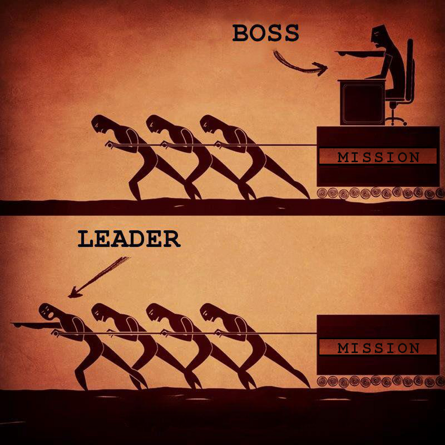 Bosses vs. Leaders Lesson + Freebies   3rd Grade Thoughts
